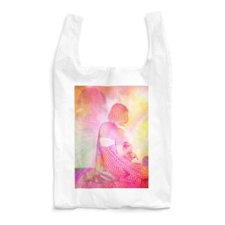 バックプリント ナビ ビビビ⚡ Reusable Bag