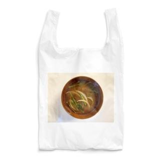 misoshiru 12 Reusable Bag