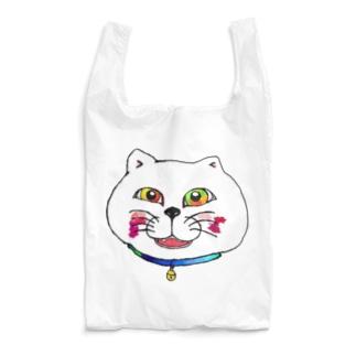 化け猫まであと2ヶ月 Reusable Bag