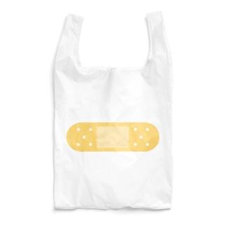 絆創膏イラスト Reusable Bag