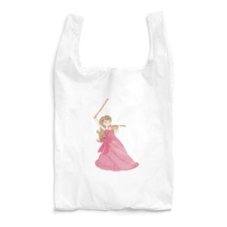 りりこグッズ全身 Reusable Bag
