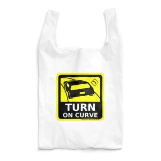 TURN ON CURVE Reusable Bag