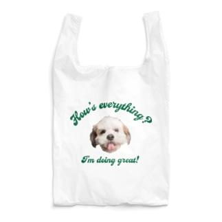 🐶いぬ・犬・DOG・ワンワン Reusable Bag