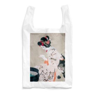 北野恒富 《願いの糸》 Reusable Bag