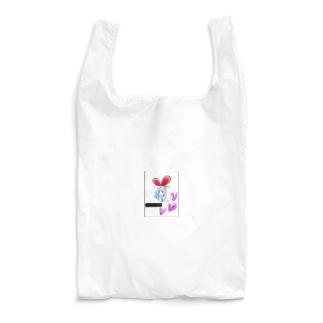 うさぎ♥️女子 Reusable Bag