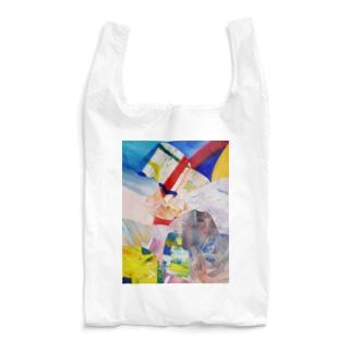 ATELIER SUIのHIDEコラージュ Reusable Bag