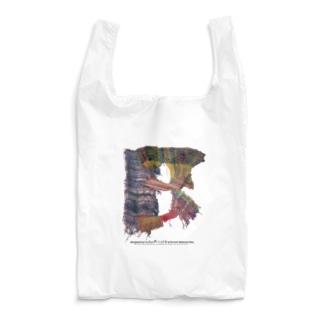 アルファベットB Reusable Bag