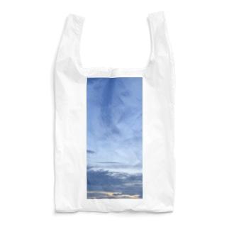 もうすぐ夜になる夕暮れ時 Reusable Bag