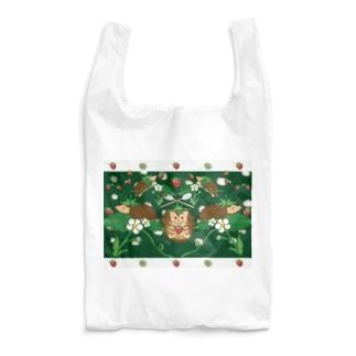 イチゴフィーバー ハリー君 Reusable Bag