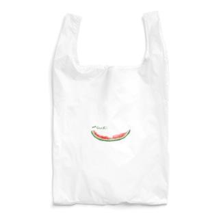 ゴチ★完食スイカ♪ Reusable Bag