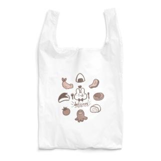おいしいランチタイム♪ Reusable Bag
