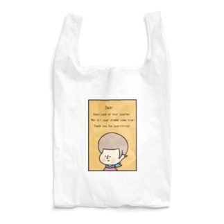 Kana's yururi ギャラリーのDear.... Reusable Bag
