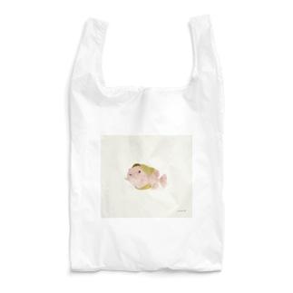 桜もちうお Reusable Bag