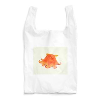 メンダコ Reusable Bag