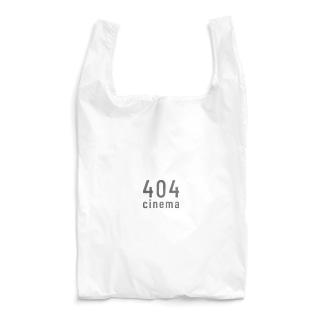 404cinema Reusable Bag