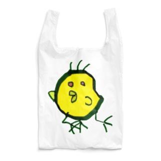 やばいヒヨコちゃん Reusable Bag