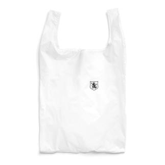 DEVGRU ライオン盾型(ワンポイント 黒) Reusable Bag