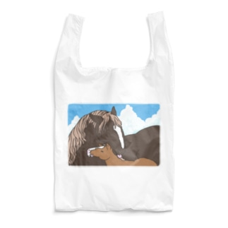 優しいおかさんとぼく Reusable Bag