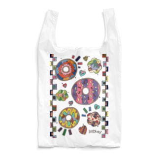 Berry Land storeのBerry Land エコバッグ Reusable Bag