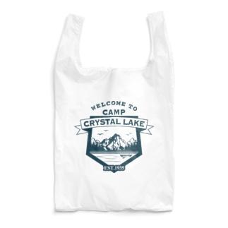 CAMP CRYSTAL LAKE Reusable Bag