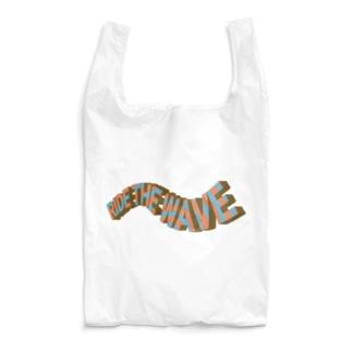 ライドザウェーブ ヴィンテージ風 Reusable Bag