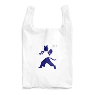 ピクトグラムキャットC Reusable Bag