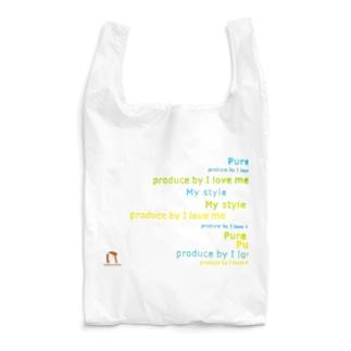 スプリング(ピュア)☆2 Reusable Bag