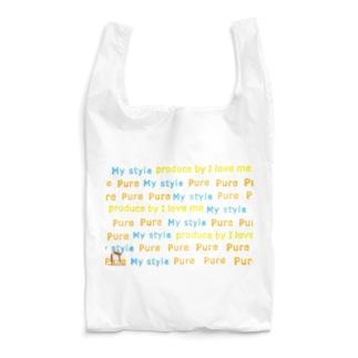 スプリング(ピュア)☆ Reusable Bag