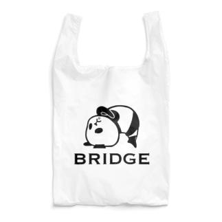 パンダプロレス ブリッジ Reusable Bag