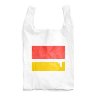 ビール 泡 Reusable Bag