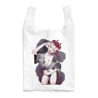 アカオニちゃん Reusable Bag