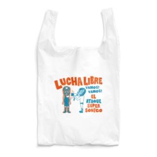 LUCHAのLUCHA LIBRE#33 Reusable Bag