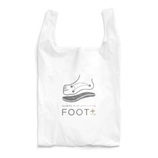 FOOT PLUS GOODS Reusable Bag