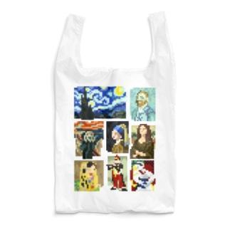ドット美術館 Reusable Bag