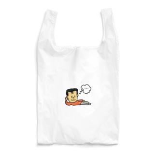 のほほんおじさん Reusable Bag