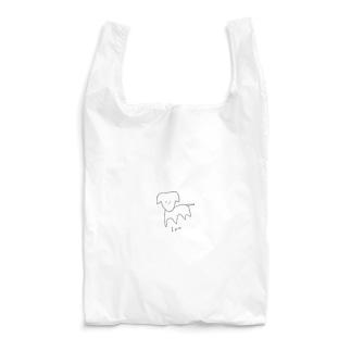 笑顔がデフォルトのInu-黒小- Reusable Bag