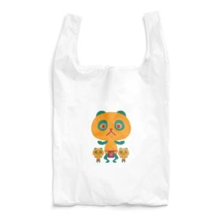 どすこいぱぱぱんだ Reusable Bag