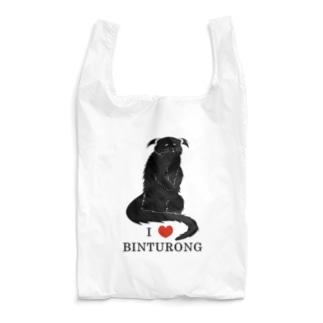 アイ・ラブ・ビントロング Reusable Bag