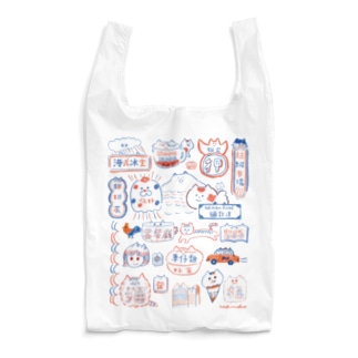 猫香港看板 Reusable Bag