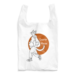 ツブくんとおでかけ Reusable Bag