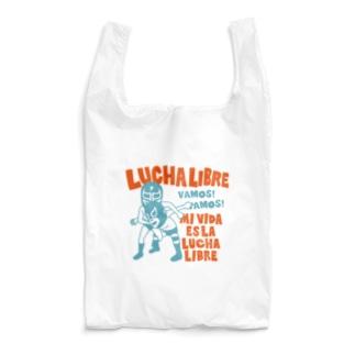 LUCHA LIBRE#77 Reusable Bag
