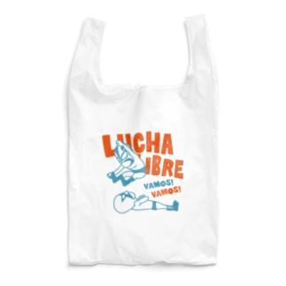 LUCHA LIBRE#78 Reusable Bag