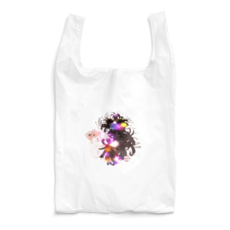金魚花_煌color Reusable Bag