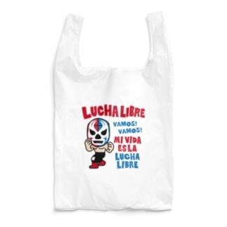 LUCHA LIBRE#51 Reusable Bag