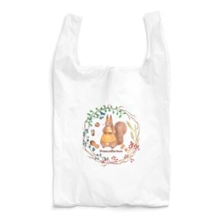 森の木の実のボタニカルカフェ Reusable Bag