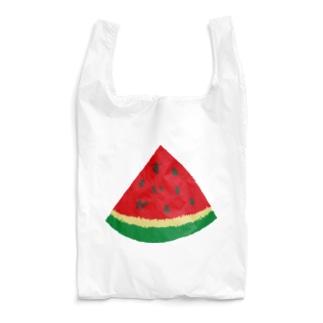ワカボンドのスイカ Reusable Bag