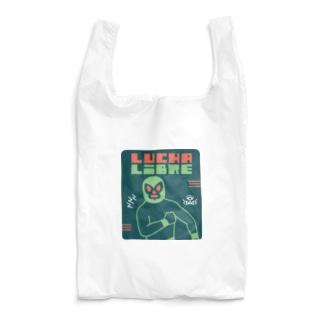 LUCHA LIBRE#120 Reusable Bag