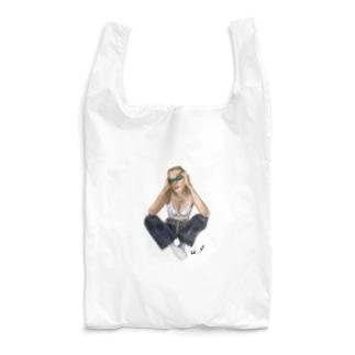 瞑想 Reusable Bag