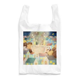 星のミルクティー Reusable Bag