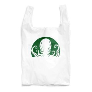タコ Reusable Bag